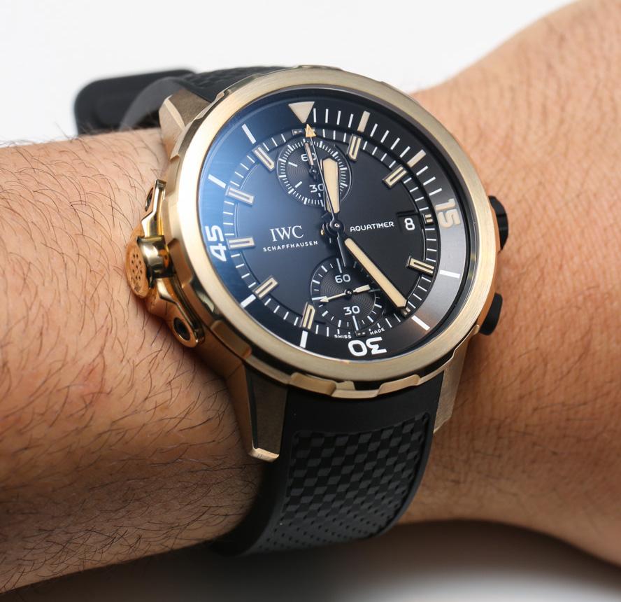 IWC-Aquatimer-Chronograph-Charles-Darwin-Bronze-12