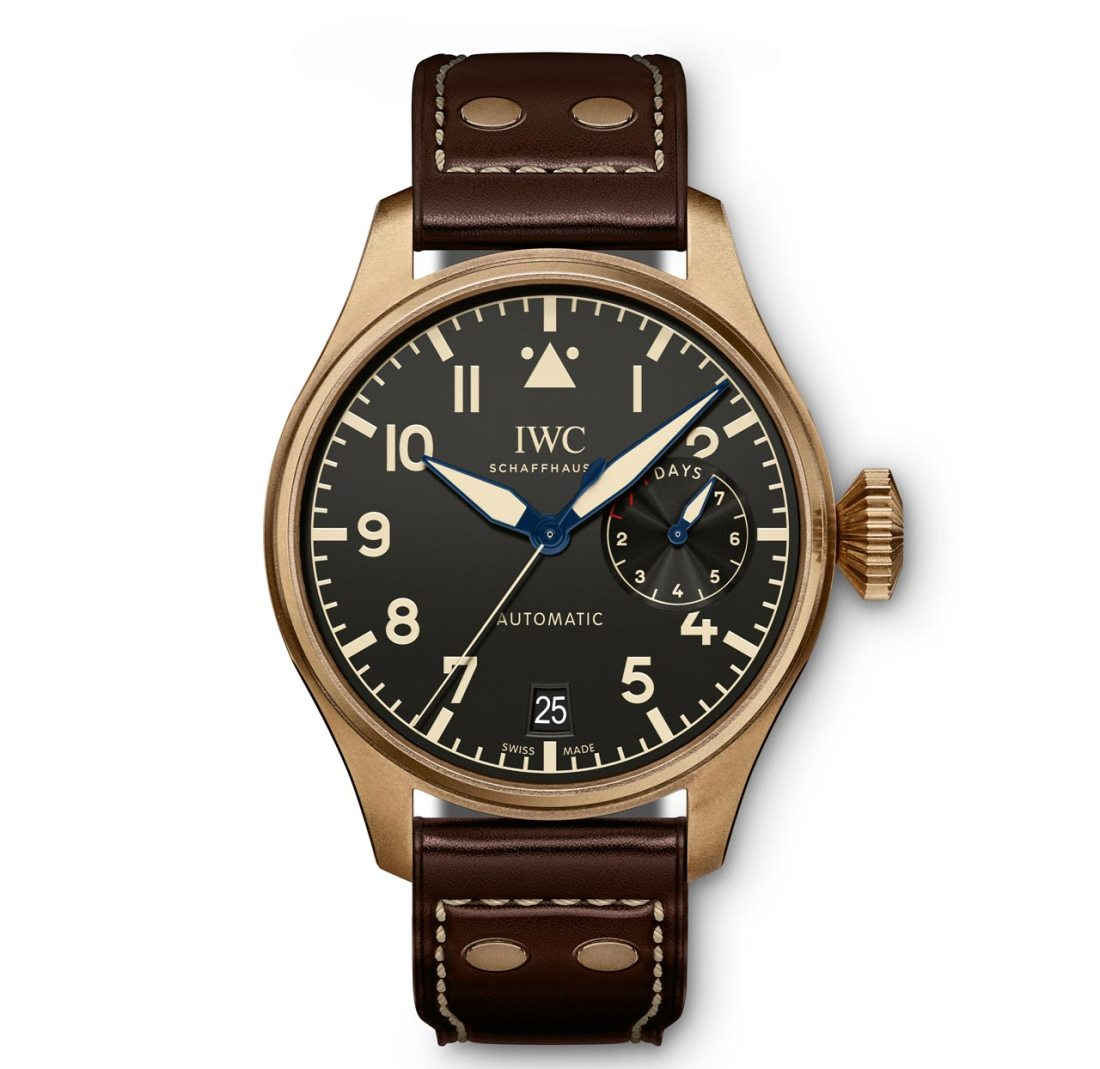 IWC-Big-Pilot-Watch-Heritage-Bronze-front