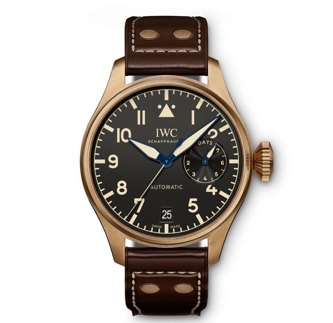 IWC-Big-Pilot-Watch-Heritage-Bronze-front